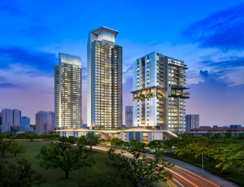 Highline Residences @ Kim Tian Road