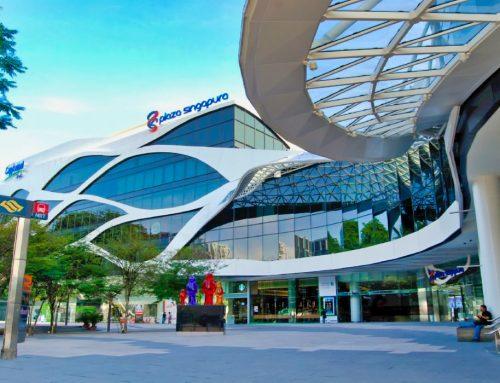 Plaza Singapura & Atrium