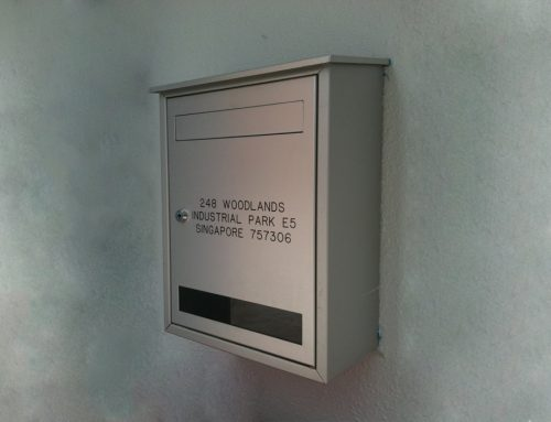 Stand Alone Letterbox (Non Weather Proof)