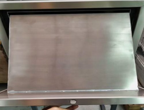 Volume Control Hopper